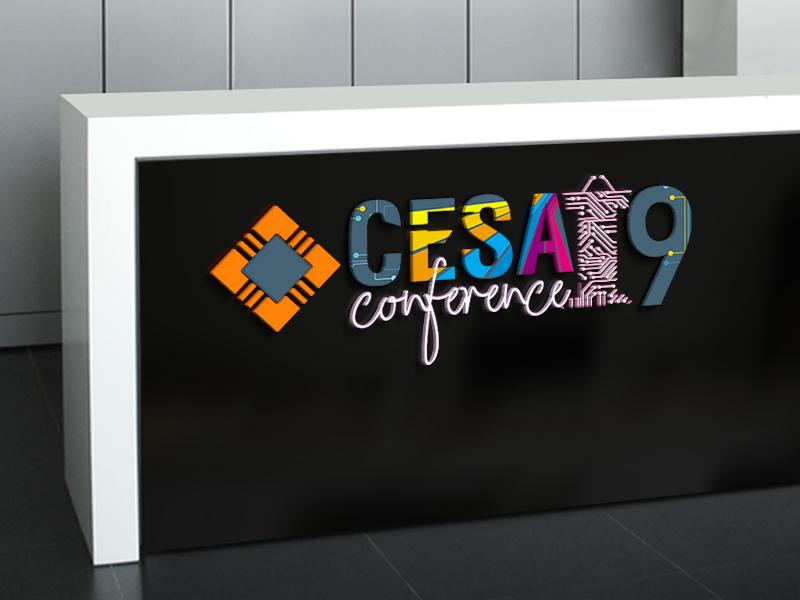 CESA Conference Logo graphic design graphics logo design concept logo design logo mark logotype logos logo logodesign