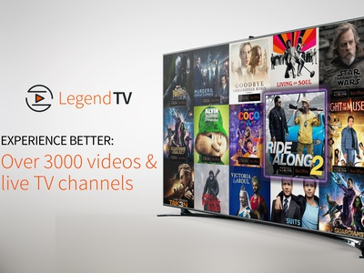 Coming Soon Ad - Legend TV