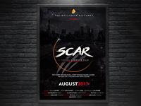 Movie Poster - Scar