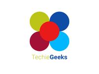 Logo design - TechieGeeks