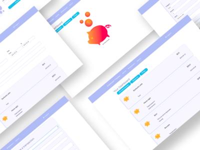 Expenses Tracker – Front End Web Development