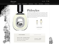 Diptyque E-commerce Website