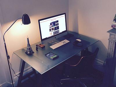 New Workspace 2015 workspace desk studio office mac paris nicolas hess