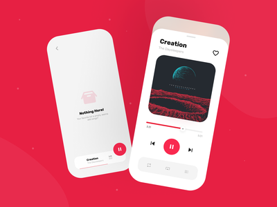 Playlist app ui trends popular shot music app playlist ux designer uidesigner app design app ux inspiration ui inspiration user interface user experience ux design ui design uix design ux ui dribbble