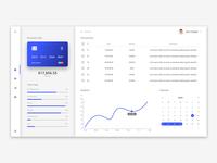 Financial Web Application