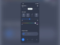Daily UI - #021 Home Monitoring