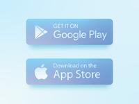 Daily UI - #074 App Download