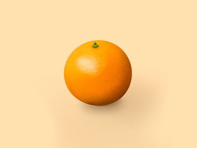 Orange - Making Art Everyday