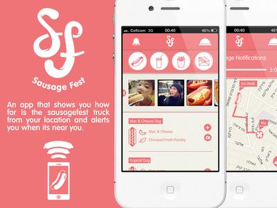 Sausage Fest App