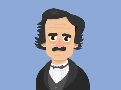 Edgar Allan Poe today history edgar allan poe