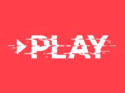 PLAY - VHS Festival video vintage logo festival vhs play