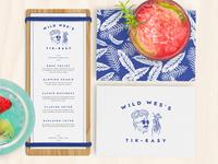 Wild Wes's Tik-Easy