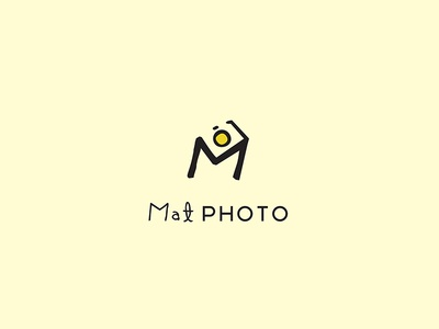 Logo design proposal for Mat Photographer