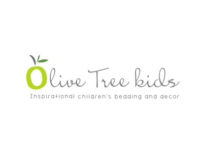 Olive tree kids logo proposal