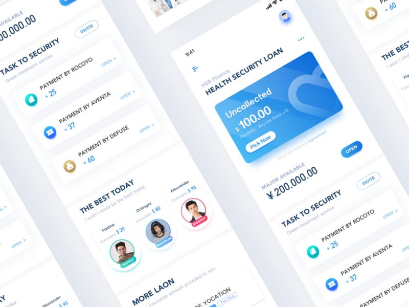 Finance Page Concept Sketch Demo 1 concept illustration wallet e-commerce data finance
