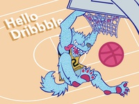 Holle Dribbble