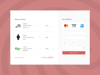 E Commerce Checkout Page Design