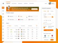 Betting Platform Design