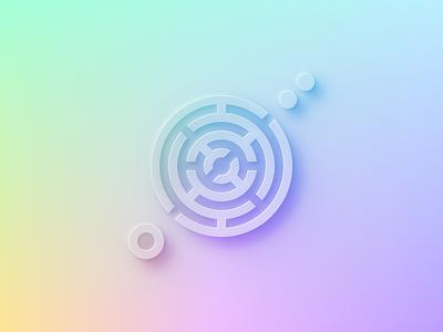 Maze maze gradients