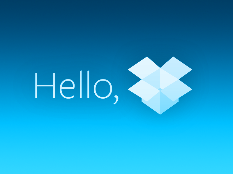 Hello, Dropbox dropbox jobs design