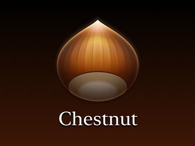 Chestnut chestnut app macos icon