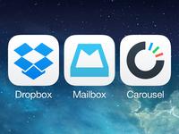iOS Icons
