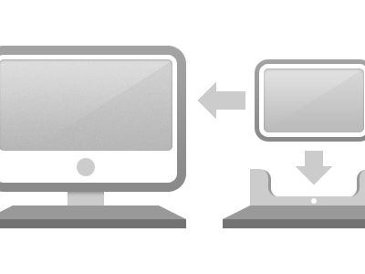 Blogging blog apple tablet white illustration