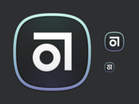 Abstract for Mac icon