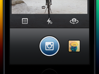 Instagram Camera Redesign