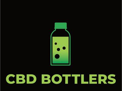 CBD Bottlers Logo business webdesign branding logo