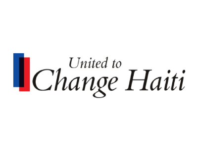 United to Change Haiti logo design non-profit branding