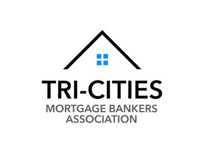 Tri-Cities MBA logo design simple logo