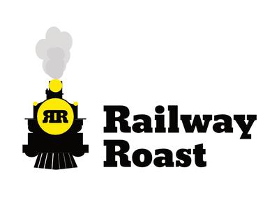 Railway Roast branding logo
