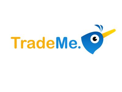 Trade me logo - redesign