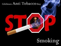 Celebrate Anti tobacco Day