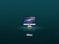 iMac Pixel Icon