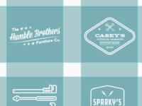 Vintage Logos (WIP)