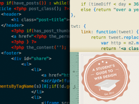 A Student's Guide to Web Design