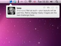 Twitter Reply Notification....take 2