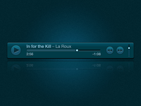 Music Player UI (re–uploaded)