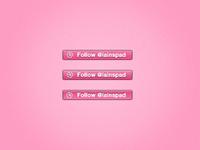 Dribbble Follow Button