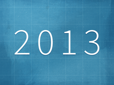 What do you hope to achieve in 2013?