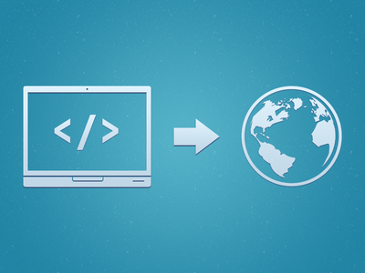Develop Locally, Publish Globally localhost web development pointers tips writing