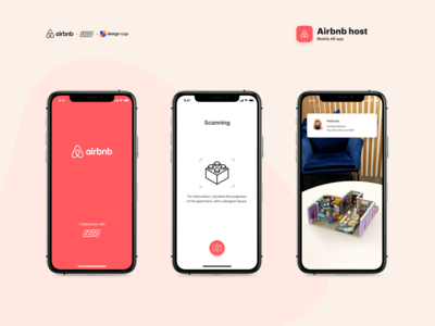 Airbnb AR concept