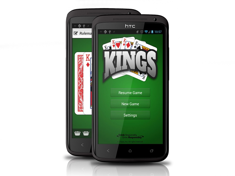 Kings mobile android ui ux mobile design mobile app design interaction design