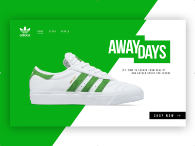 Adiease Away Days Concept