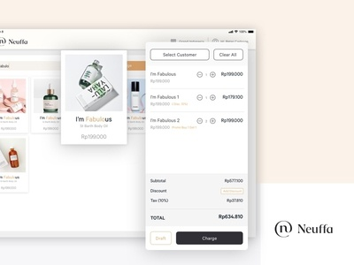 Neuffa Store Point Of Sale