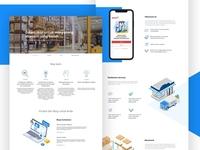 Bizzy Business Unit Page