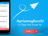 Apriamogliocchi App