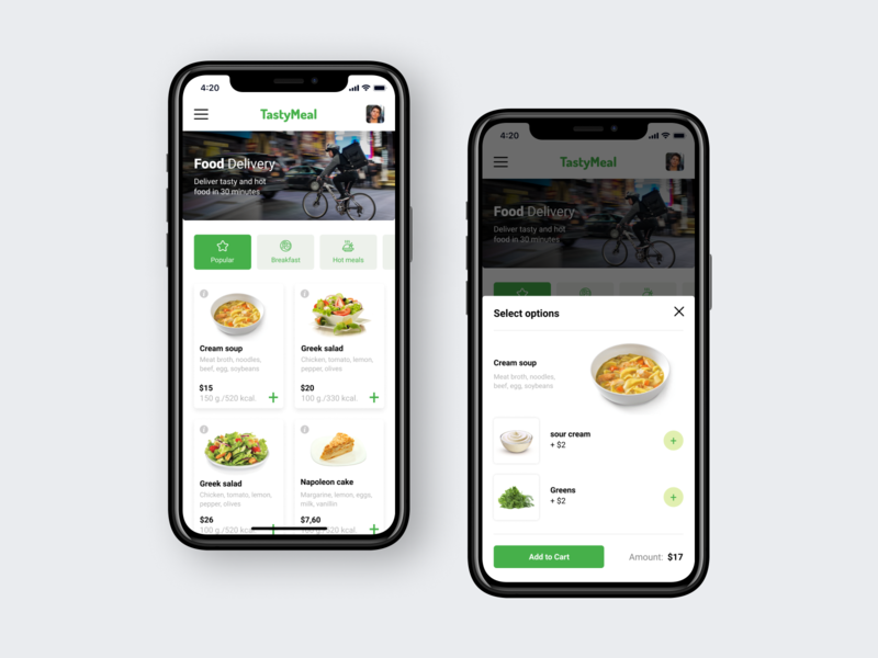 TastyMeal Food Delivery